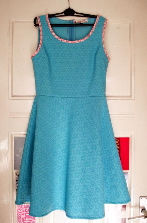 Vogelmilch-Kleid