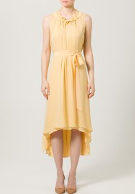 Kaviar Gauche for Zalando Collection Blusenkleid - yellow