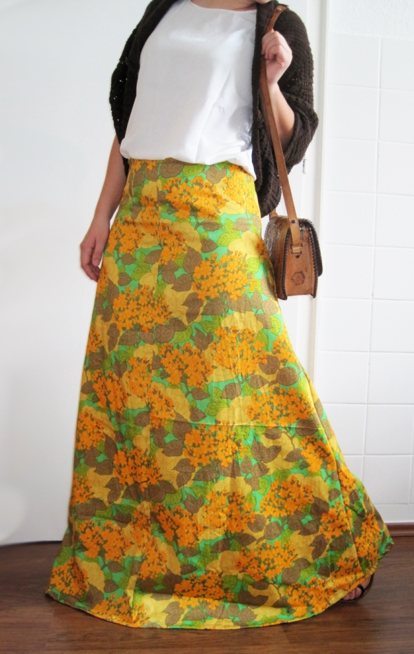 Tutorial Long Skirt