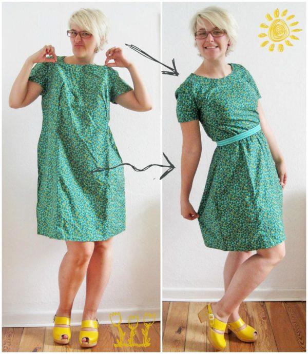 refashion new dress a day was nicht passt wird passend gemacht. Black Bedroom Furniture Sets. Home Design Ideas