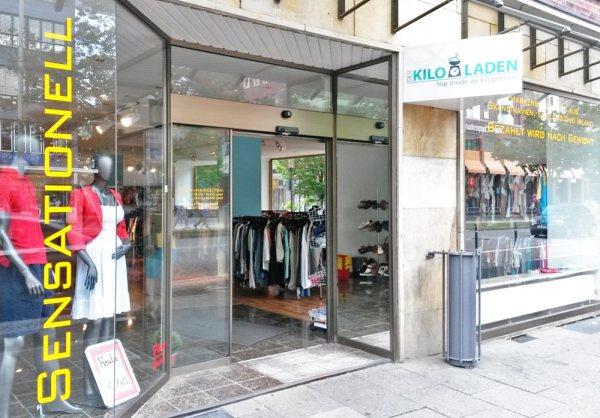 My Vintage Kiel: Kilo-Laden