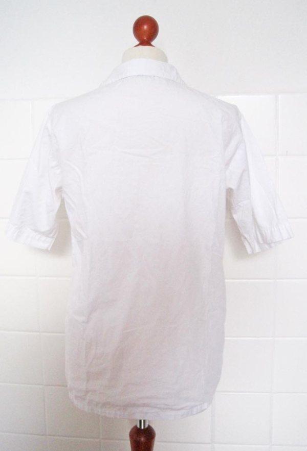 Refashion: Bluse vorher