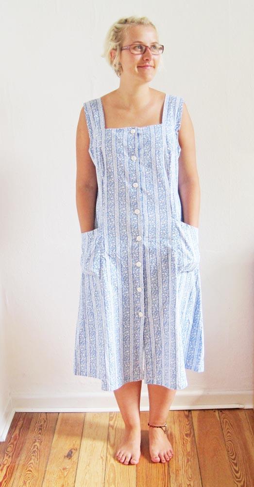 Refashion: Kleid vorher