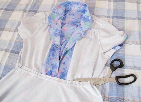 Refashion: Kleid