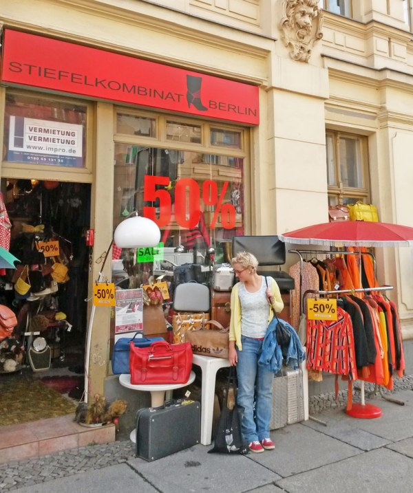 Stiefelkombinat | Berlin Vintage