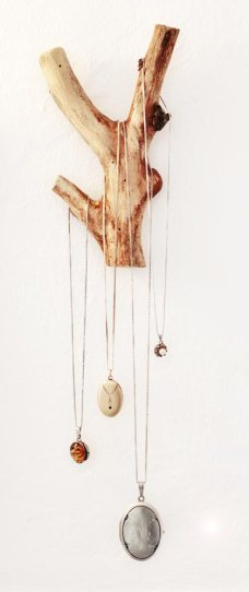 DIY: Holz-Haken für Ketten