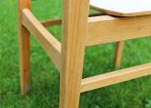 Make-Over: DDR-Stuhl nachher
