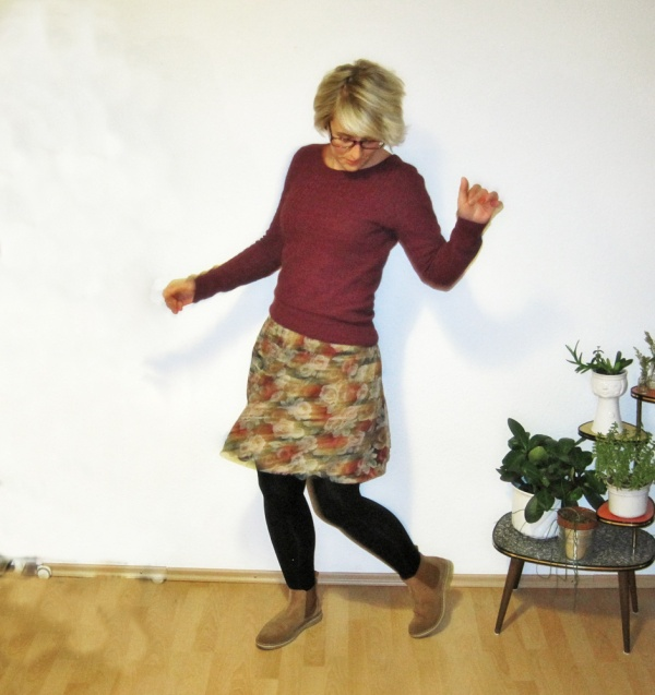 Refashion: Autumn Skirt