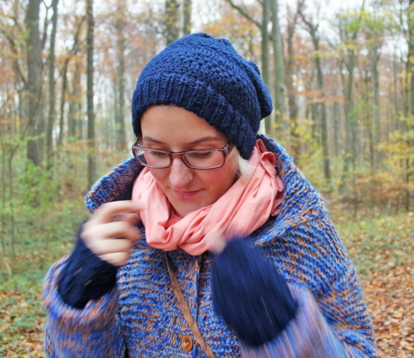 Thrifty Throwback Thursday: Strickjacke