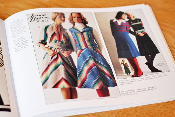 Book Review: Fashionable Clothing from Sears, Mid 70s