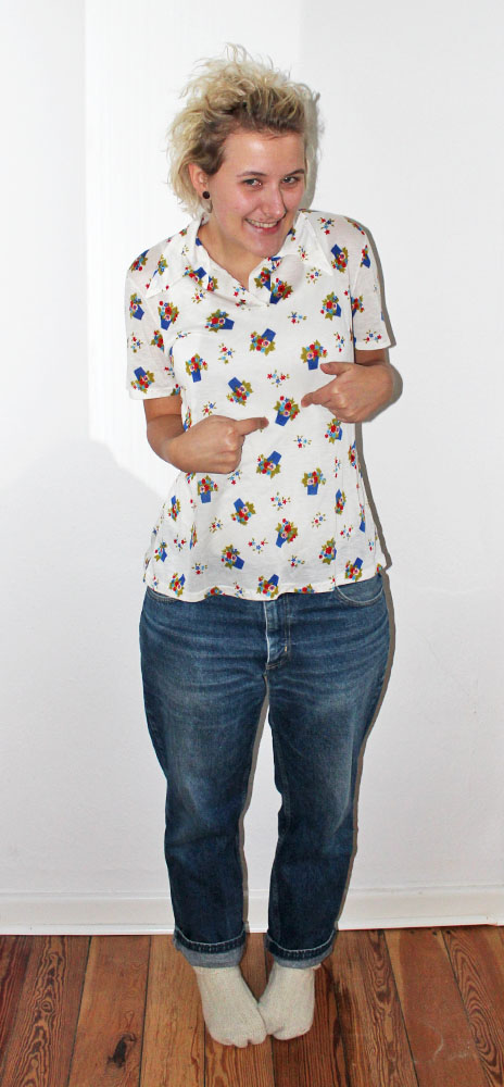 Refashion: Shirt