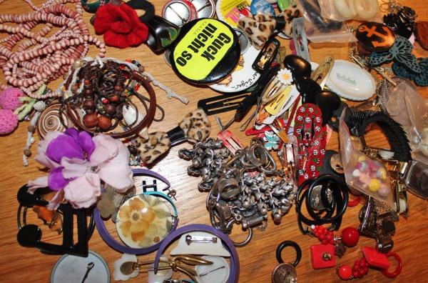 Ninutschkanns: Kleiderschrank ausmisten