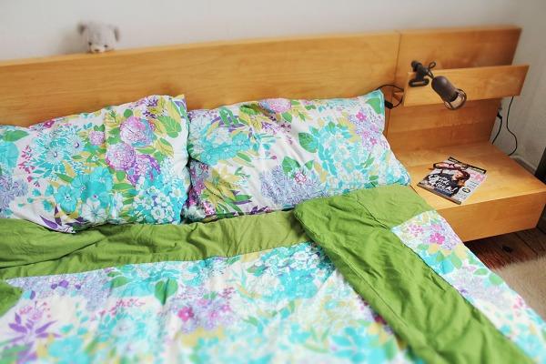 Ninutschkanns: DIY-Bettwäsche