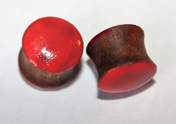 Ninutschkanns: Holzplugs-Upcycling
