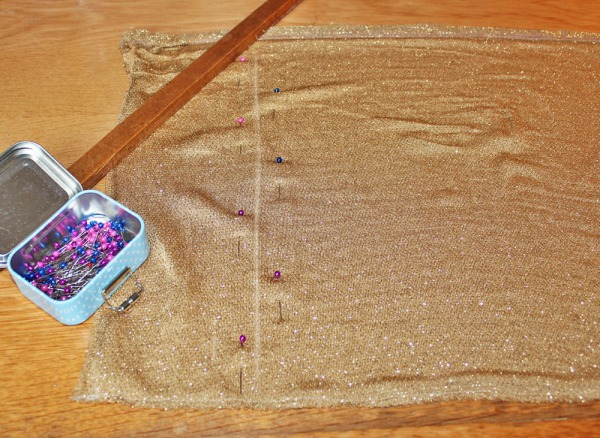 DIY: Glitzerkissen