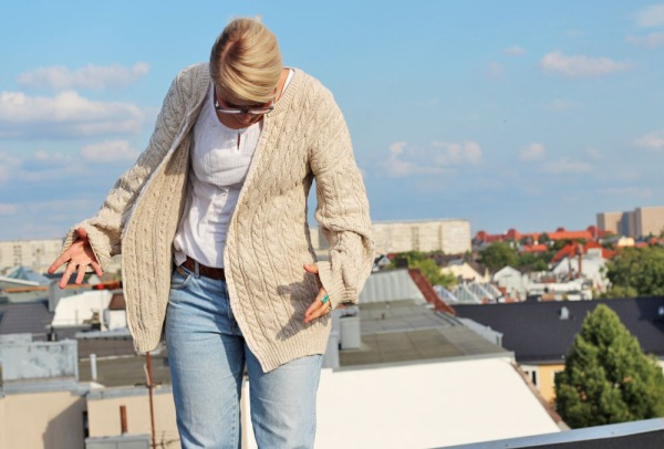 Refashion: Super-Comfy Cardigan
