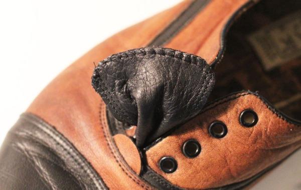 Ninutschkanns: Leder-Schnürer