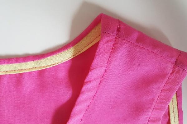 Ninutschkanns: Refashion - vom Nachthemd zum Sommertop